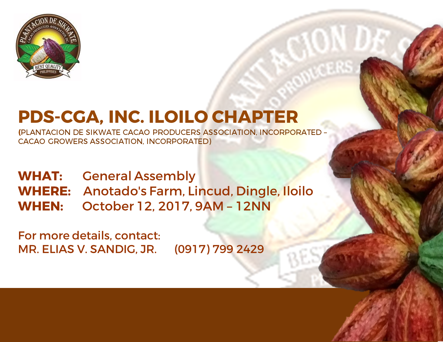 GeneralMeeting Iloilo