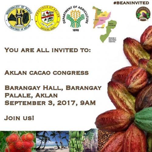 Aklan Cacao Congess