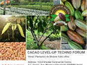 Invitation to CACAO LEVEL UP TECHNO-FORUM