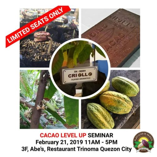 CACAO LEVEL-UP SEMINAR @ QC