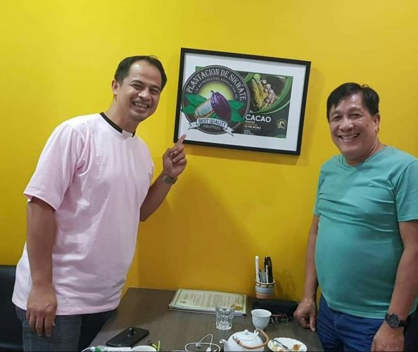 With God's Grace: Bulacan Missionary Church Plants Filipino Aromatico Seedlings
