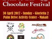Bean to Bar Chocolate Festival (PDS as presenter)
